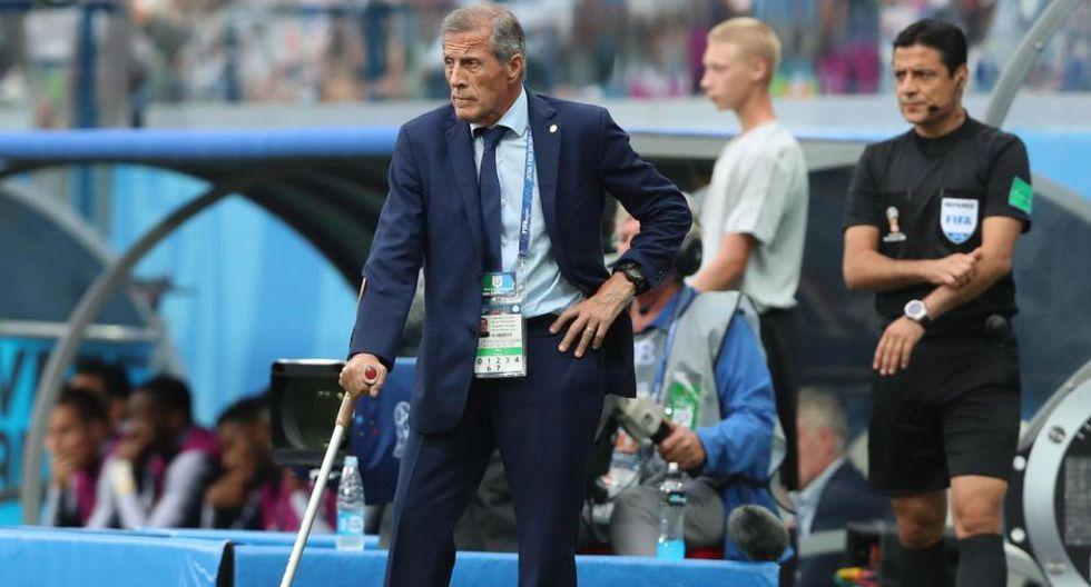 4. Oscar Tabárez – Uruguay – US$3.200.000 | Tolga Bozoglu/EFE
