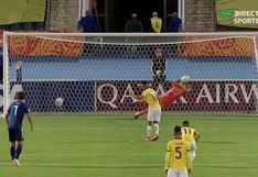 Ecuador vs. Japón: el penal fallado por Rezabala que pudo haber cambiado el partido | VIDEO