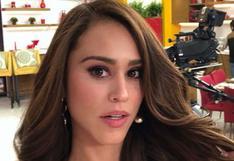 Instagram: Yanet García publica inédita foto que muestra cómo lucía antes de ser famosa
