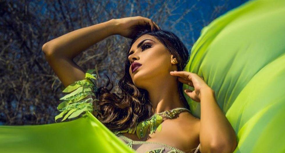 Kelin Rivera, la flamante Miss Perú 2019. (Foto: Facebook oficial)