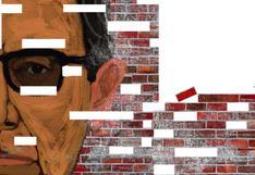 Una muralla en escombros, una crónica de Rafaella León sobre el entorno del presidente Vizcarra