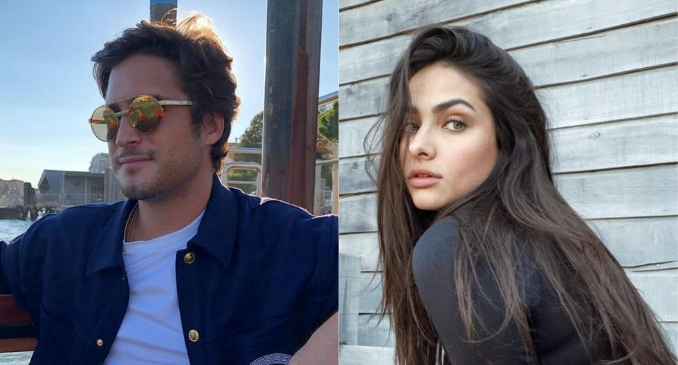 Diego Boneta and Renata Notni deny rumors of romance after being caught together