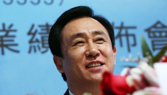 La empresa de Xu Jiayin, Evergrande, está al borde del colapso por una deuda de unos US$300.000 millones. (Foto: Getty Images)