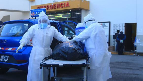 Según la Gerencia Regional de Salud, Arequipa superó ayer los mil fallecidos a causa del coronavirus (Foto: cortesía)