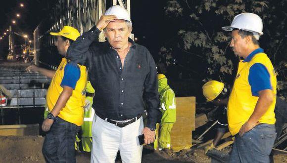 Piden a Luis Castañeda formalizar declaratoria de emergencia - 1