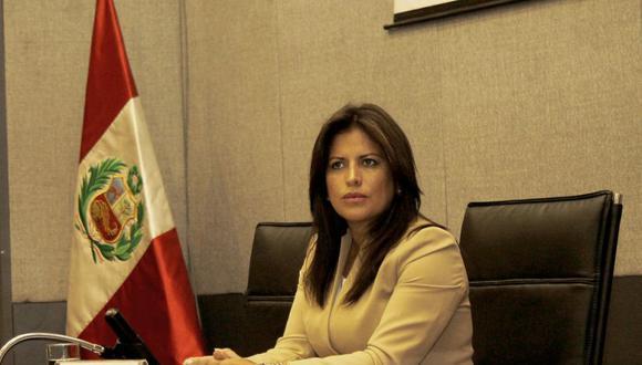Carmen Omonte volverá a postular al Parlamento en los comicios del 2020. (Foto: Ministerio de la Mujer y Poblaciones Vulnerables / Flickr)