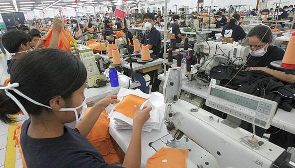 Envíos de confecciones peruanas cayeron 7,7% en primer semestre