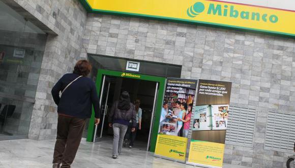 Agencia de Mibanco fue asaltada esta mañana. (USI/Referencial)