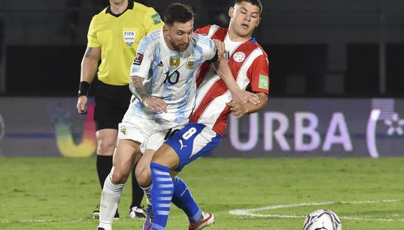 Argentina y Paraguay empataron 0-0 en Asunción por las Eliminatorias Qatar 2022   RESPUESTAS   EL COMERCIO PERÚ