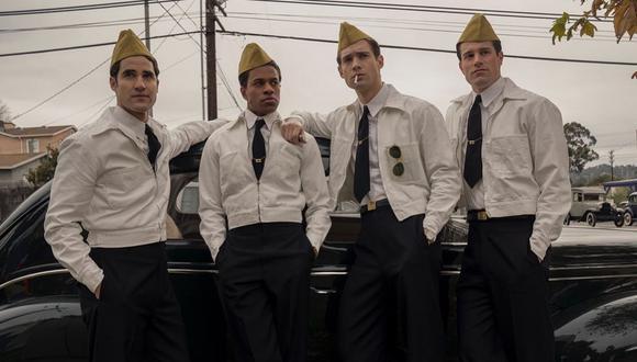 """Netflix estrenó el tráiler de """"Hollywood"""", su nueva serie producida por Ryan Murphy. (Foto: Netlfix)"""