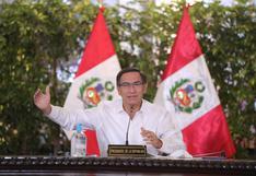 Coronavirus en Perú: Martín Vizcarra no ofrecerá pronunciamiento en el día 49 de la cuarentena