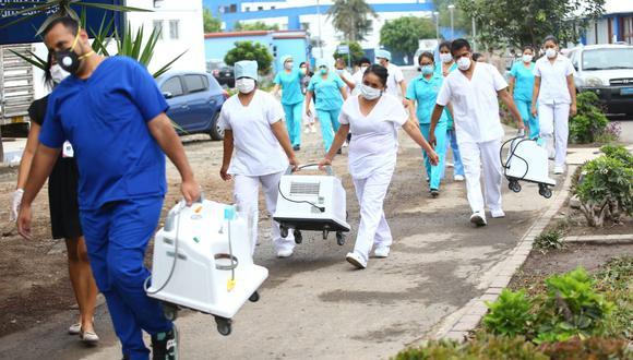 El Poder Ejecutivo autorizó la creación del Servicio COVID Especial-Servicer. (Foto: Presidencia Perú)