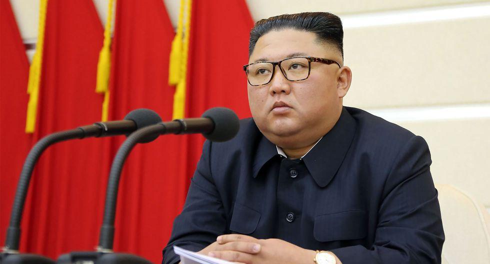 """Kim Jong-un advierte de """"consecuencias graves"""" si llega el coronavirus a Corea del Norte. (AFP)."""