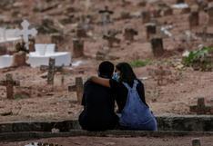 Brasil vuelve a superar el promedio de 3.000 muertes diarias por coronavirus