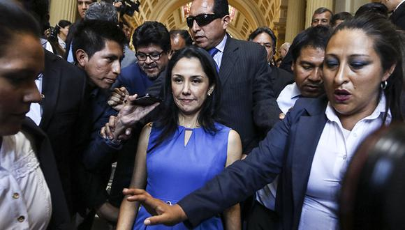 Nadine Heredia es investigada por los presuntos delitos de colusión agravada y asociación ilícita para delinquir. (Foto: GEC)