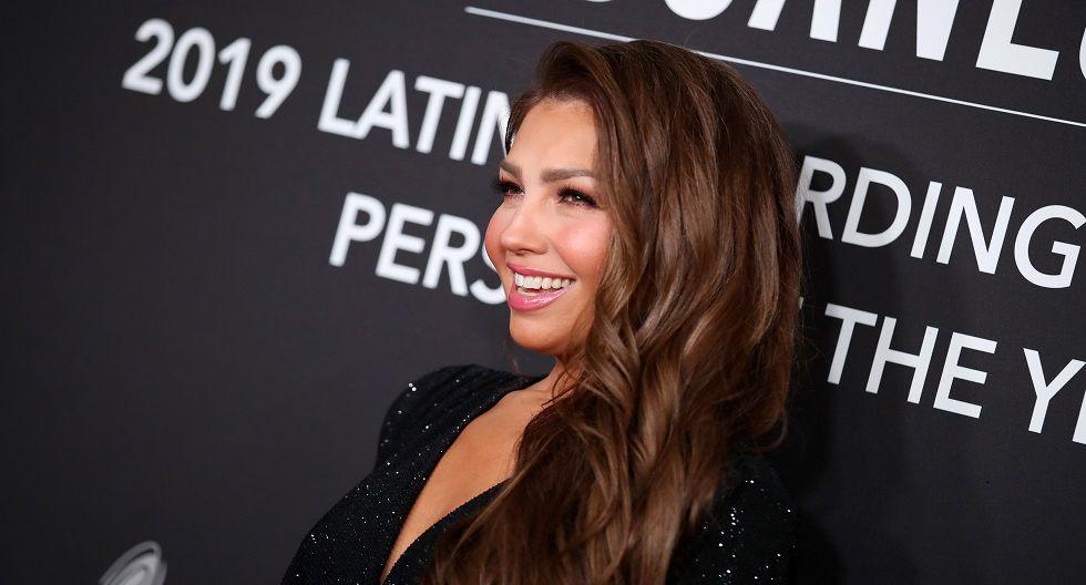 Thalía Y El Vestido De último Minuto Que Consiguió Para