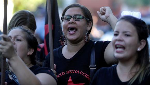 Día Internacional de la Mujer: Miles de mujeres celebran en el mundo. (Foto: Reuters)