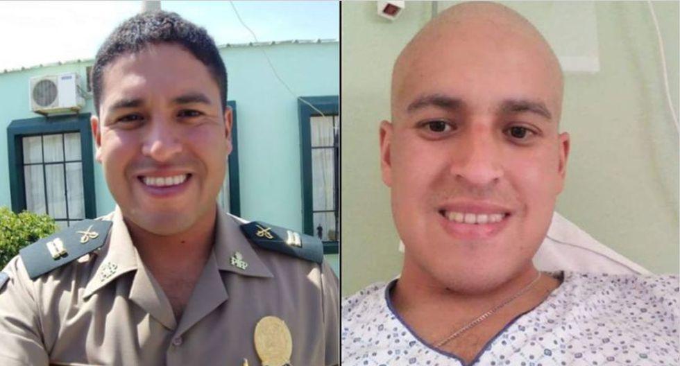 En abril de 2017, Giancarlo decidió retomar su carrera en la Policía después de haber enfrentado desde el cáncer desde 2015. (Foto: Giancarlo Arriaga)