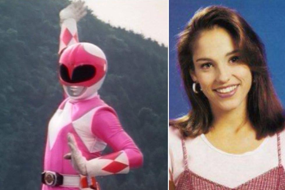 Foto 1 de 4   Kimberly Hart es el nombre de la primera 'Power Ranger Rosa'.   Crédito: Kimberly Hart en Facebook. (Desliza hacia la izquierda para ver más fotos)
