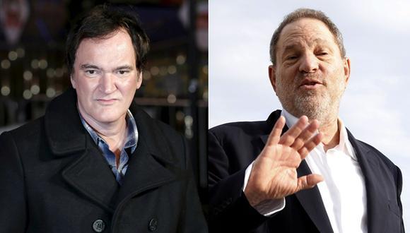 Quentin Tarantino admitió que sabía de la conducta sexual de Harvey Weinstein. (Fotos: Agencia)