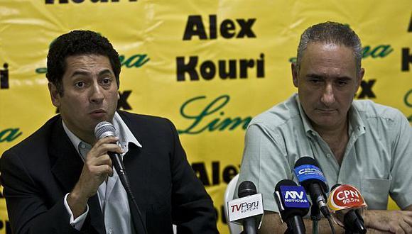"""Heresi: """"Kouri es mi amigo, pero no tenemos vínculo político"""""""