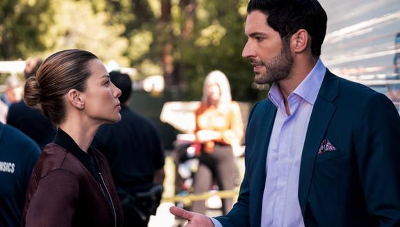 Durante la segunda parte de la quinta temporada se sabrá por que Lucifer nunca le ha dicho amar a Chloe (Foto: Netflix)