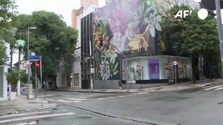 Sao Paulo vuelve a la fase más restrictiva contra la pandemia