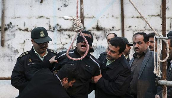 Irán: Hombre es salvado de la horca en el último segundo - 3