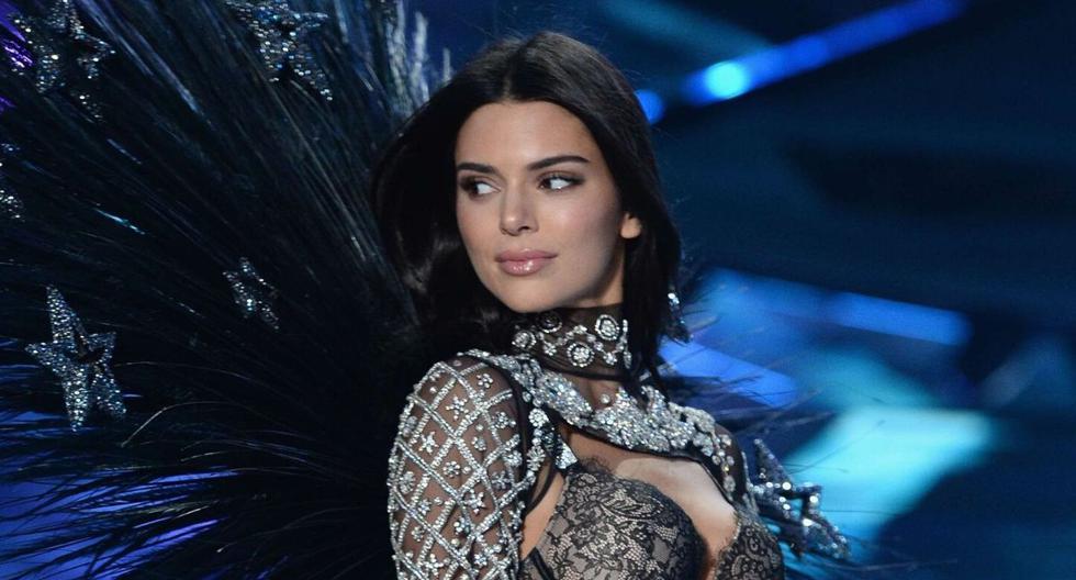 Kendall Jenner suele compartir fotos sensuales en su cuenta de Instagram. (AFP)