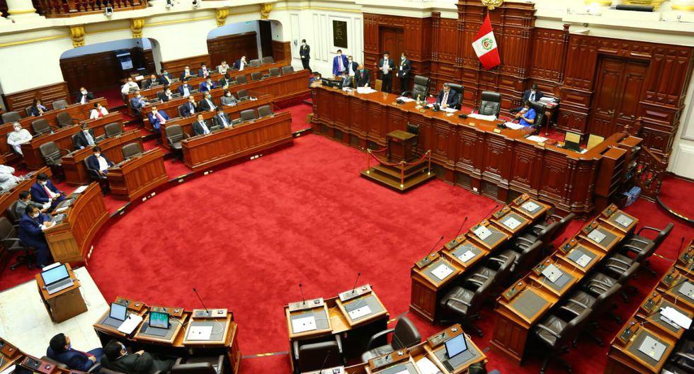 La inmunidad parlamentaria fue uno de los orígenes de la controversia entre este poder del Estado y el Congreso disuelto el 30 de setiembre del 2019. (Foto: Congreso de la República)