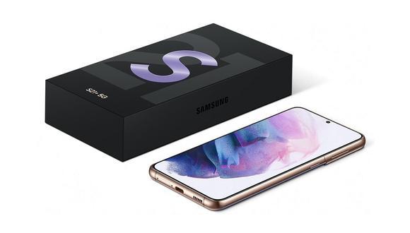Samsung S21. (Difusión)