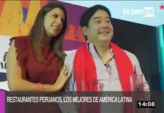 Restaurantes peruanos son reconocido entre los mejores de América Latina
