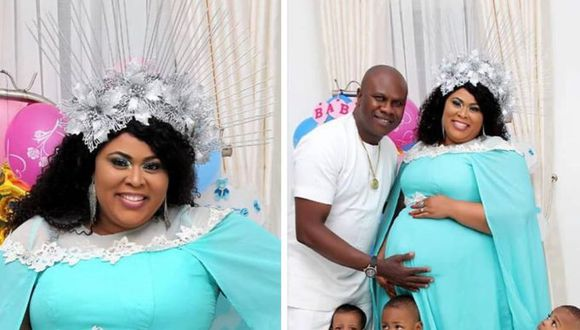 Así fue como esta madre de familia en Nigeria tendrá seis hijos en un año y medio. (Foto: Instagram)
