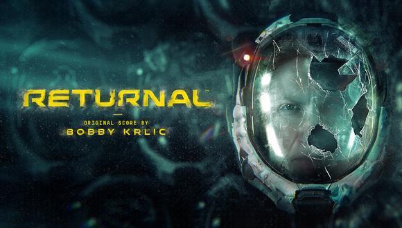 Returnal es un exclusivo de PS5. (Imagen: Sony)