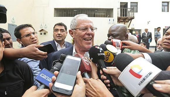 """PPK defiende reducción del IGV: """"beneficiará a los pobres"""""""