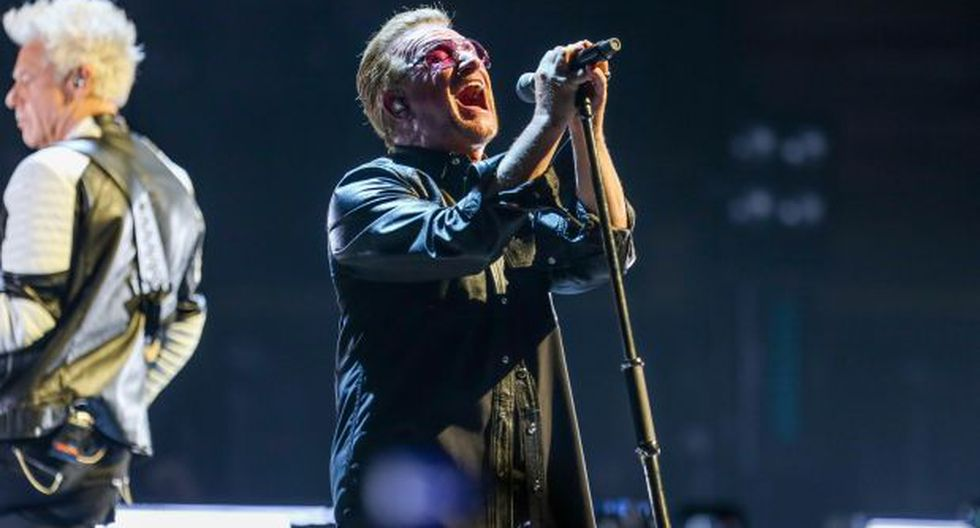U2 apoya la permanencia de Reino Unido en la Unión Europea