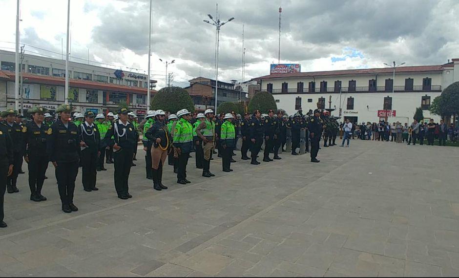 Semana Santa: 3.500 policías patrullarán las calles de Junín en feriado largo