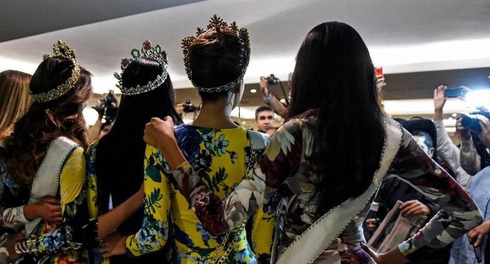 La historia de corrupción del certamen explotó por varios frentes. (AFP)