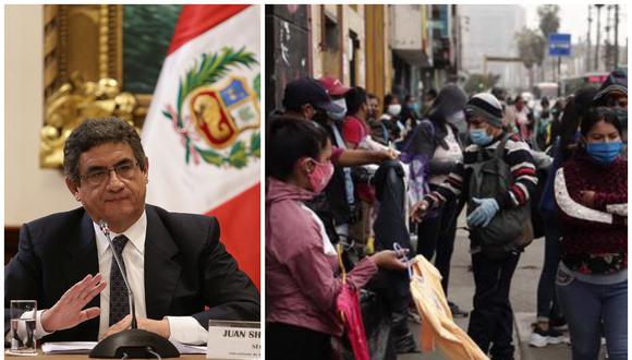 Solo en Lima, más 740.000 personas se encuentran desempleadas. (Foto: El Comercio)
