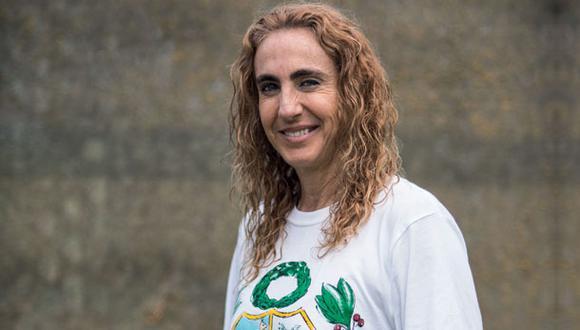 Natalia Málaga: Hoy pocas voleibolistas tienen carácter fuerte