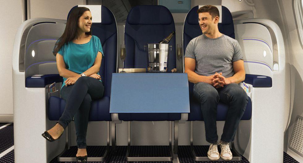 Un avión más amigable: Conoce esta nueva y cómoda propuesta - 2