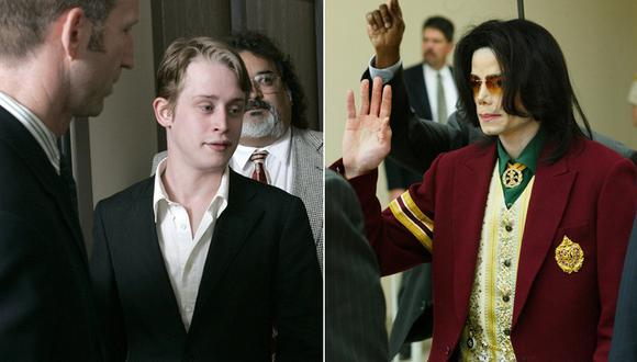 Macaulay Culkin y Michael Jackson fueron amigos. (Foto: Agencias)