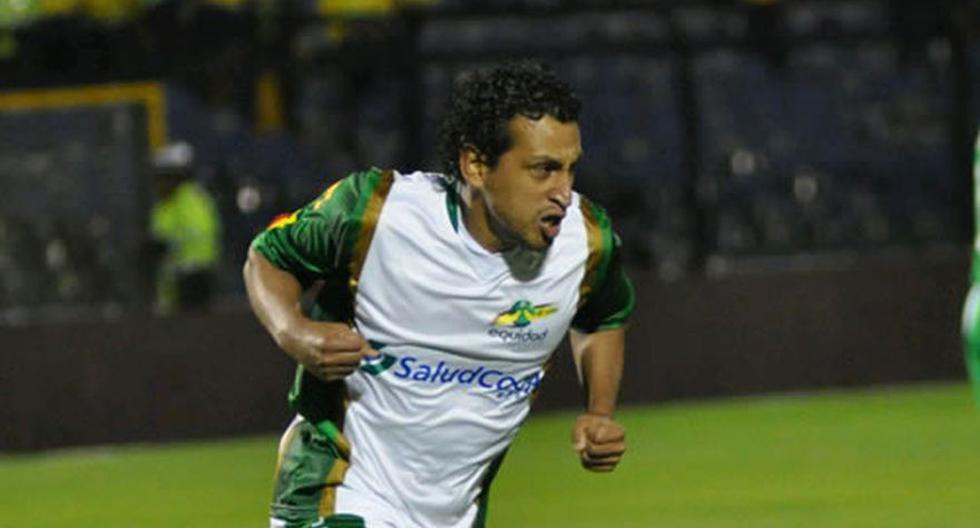 Jugadores peruanos que actuaron en el fútbol colombiano [FOTOS] - 17