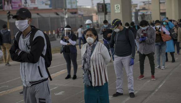 El Ministerio de Salud informó que, a la fecha, 76.228 personas se han recuperado tras estar infectadas con COVID-19. (Foto: Anthony Niño de Guzman/ GEC)