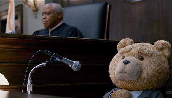 """""""Ted 2"""" arrancó carcajadas en Super Bowl con nuevo avance"""