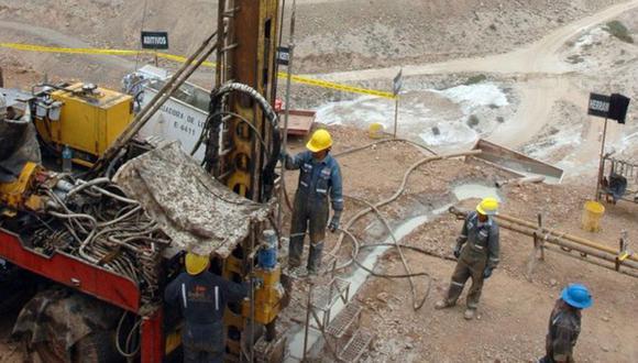 """""""Hoy, tenemos que la minería ha generado en los últimos diez años S/ 39.000 millones en canon y regalías"""", dijo el presidente de la SNMPE. (Foto: GEC)"""
