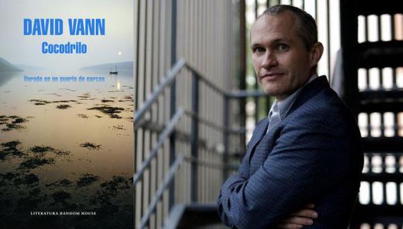 David Vann, varado en la tierra del olvido