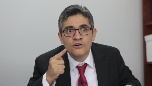 José Domingo Pérez deberá dar sus descargos en un plazo máximo de cinco días. (Foto: GEC)