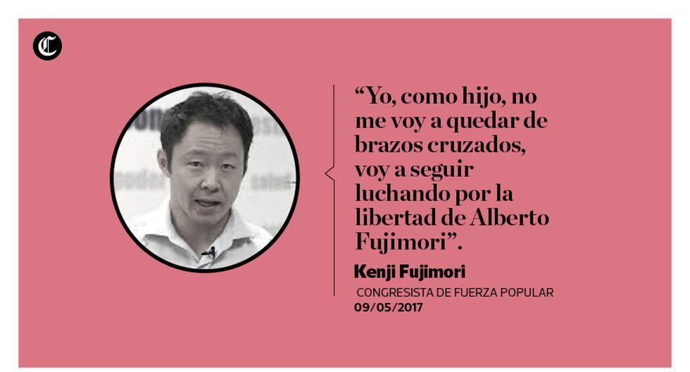 Así emplazó Kenji a su bancada por libertad de Alberto Fujimori - 4
