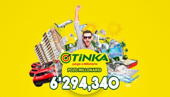 Sigue en vivo el sorteo de La Tinka y conoce aquí los resultados del miércoles 04 de agosto. (Foto: Intralot)
